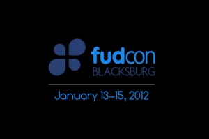 FUDCon Blacksburg 2012 – Behind the Scenes