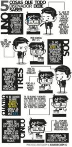 5 cosas que todo diseñador debe saber