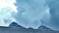 giza at my roof