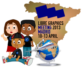 LGM 2013 – Travel founding for Gustavo, Onyeibo and Tatica