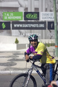 Bici-tour y cines, conociendo más de Guate