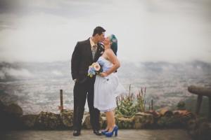 Mi boda geek y azul