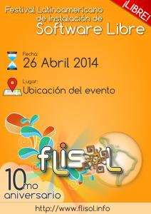 Arte FLISoL 2014