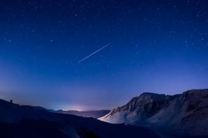 Fotografiando las estrellas: Las Eta Acuáridas