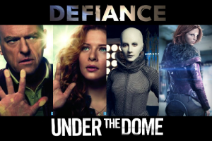 #TvFriday : Defiance y Under the Dome