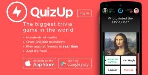 QuizUp: Conocimiento puesto a prueba