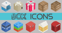 Iconos Isométricos en Inkscape (Podcast y Pack de Iconos!)