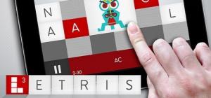 Letris: Cuando Tetris y Scrabble tienen un bebé