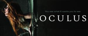 #TvFriday: Oculus, Juegos mentales paranormales.