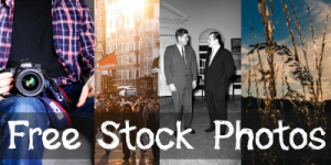 Where to find awesome Free Stock Photos