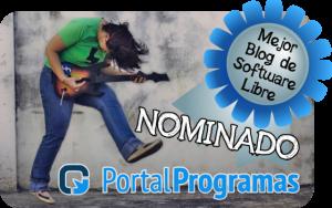 Tatica.org nominada a mejor Blog de SoftwareLibre! Y ya puedes votar!!!