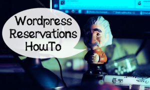 How to create a Reservations Form to your WordPress