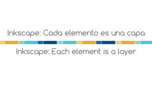 Inkscape: Donde cada elemento es una capa
