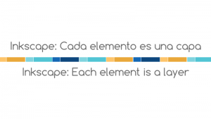 Inkscape: Where each element is like a layer