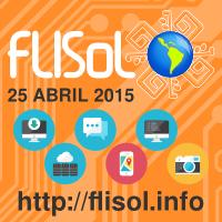 Material Gráfico FLISoL 2015