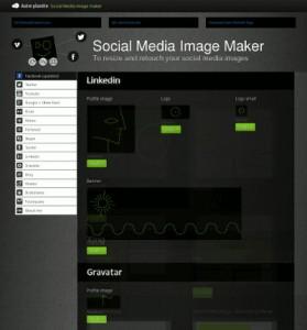 Crear imágenes para redes sociales