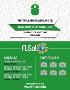 Hackfest pre FLISoL 2016