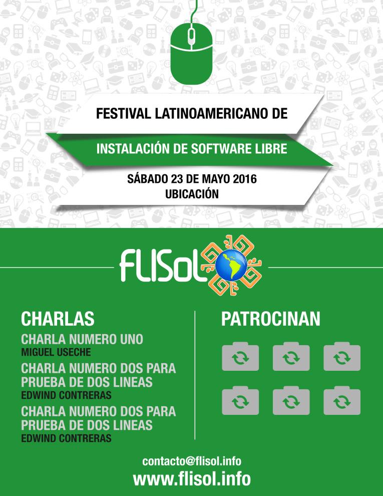 flisol16-afiche