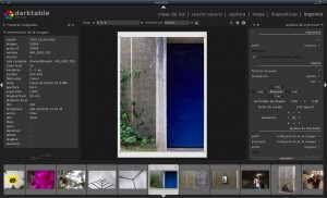 ¡darktable-2.0~rc1 ya está aquí!
